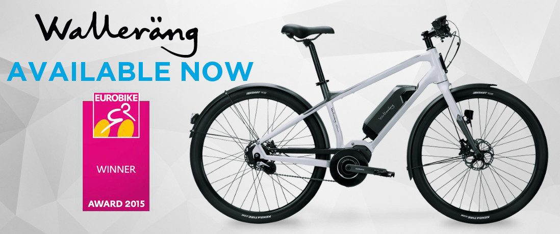Buy new Wallerang Smartbike at Electric Bike Store