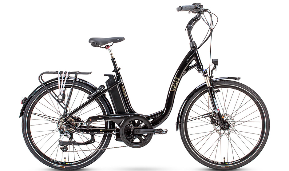 VOLT™ Burlington Step Through Classic Electric Bike