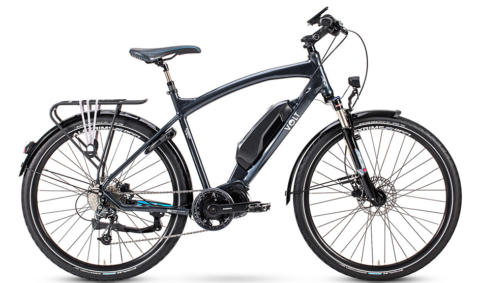 VOLT™ Connect Shimano STEPS E-Bike