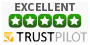 Electric Bikes Store rating of excellent on Trustpilot