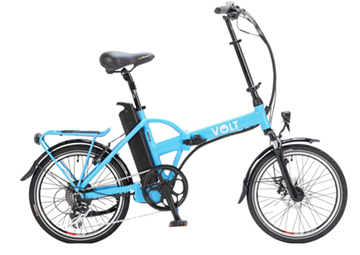 Volt Metro Colour Folding Electric Bike