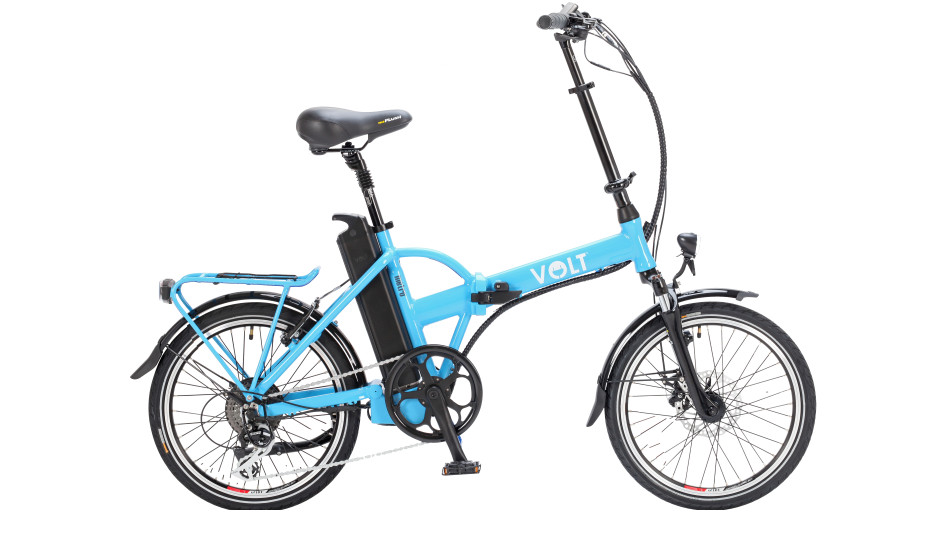 VOLT™ Metro Colour Folding Electric Bike