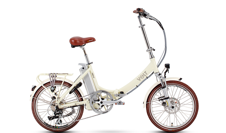 Volt Metro LS Folding Electric Bike
