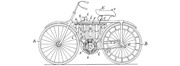 History of the Electric Bike