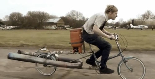 Electric Bicycle Racing
