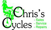 Chris's Cycles logo