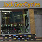Jack Gee Cycles logo