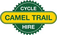 Camel Trail Cycle Hire logo