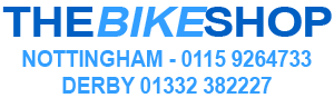 The Bike Shop logo