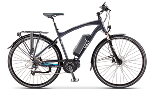 Connect Shimano STEPS e-bike from Volt
