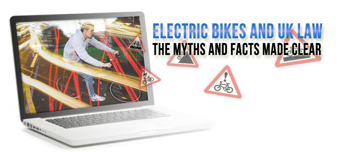 electric bikes and uk law
