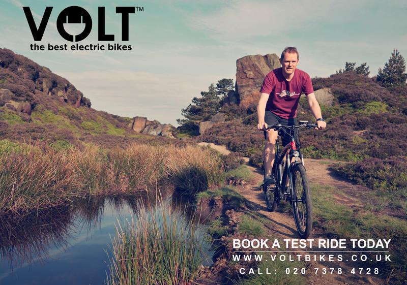 Electric Bikes 2015