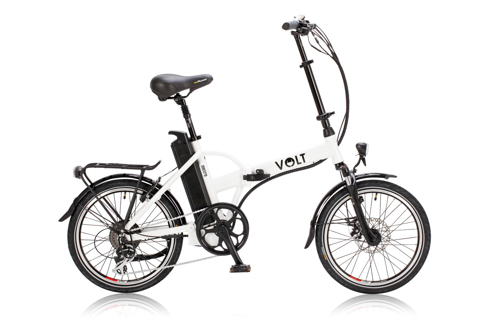 Brand New VOLT™ Metro Folding Electric Bike - Electric ...