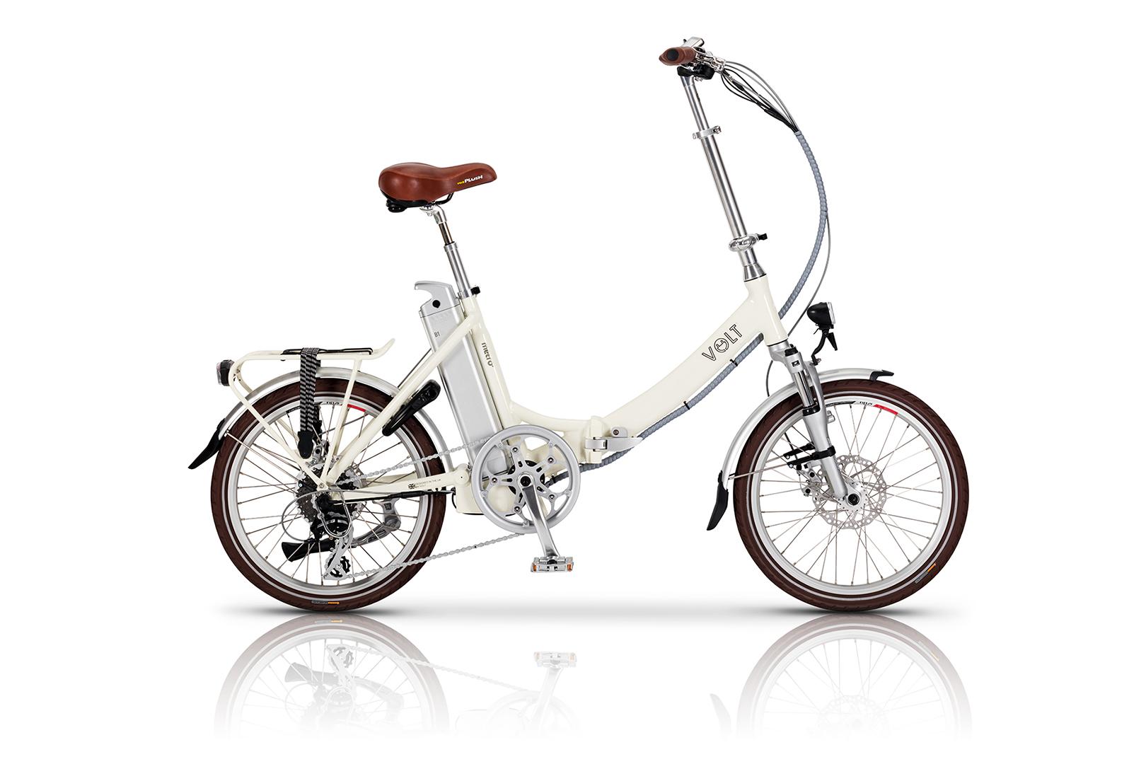 Volt Trade Metro Ls Folding Electric Bike