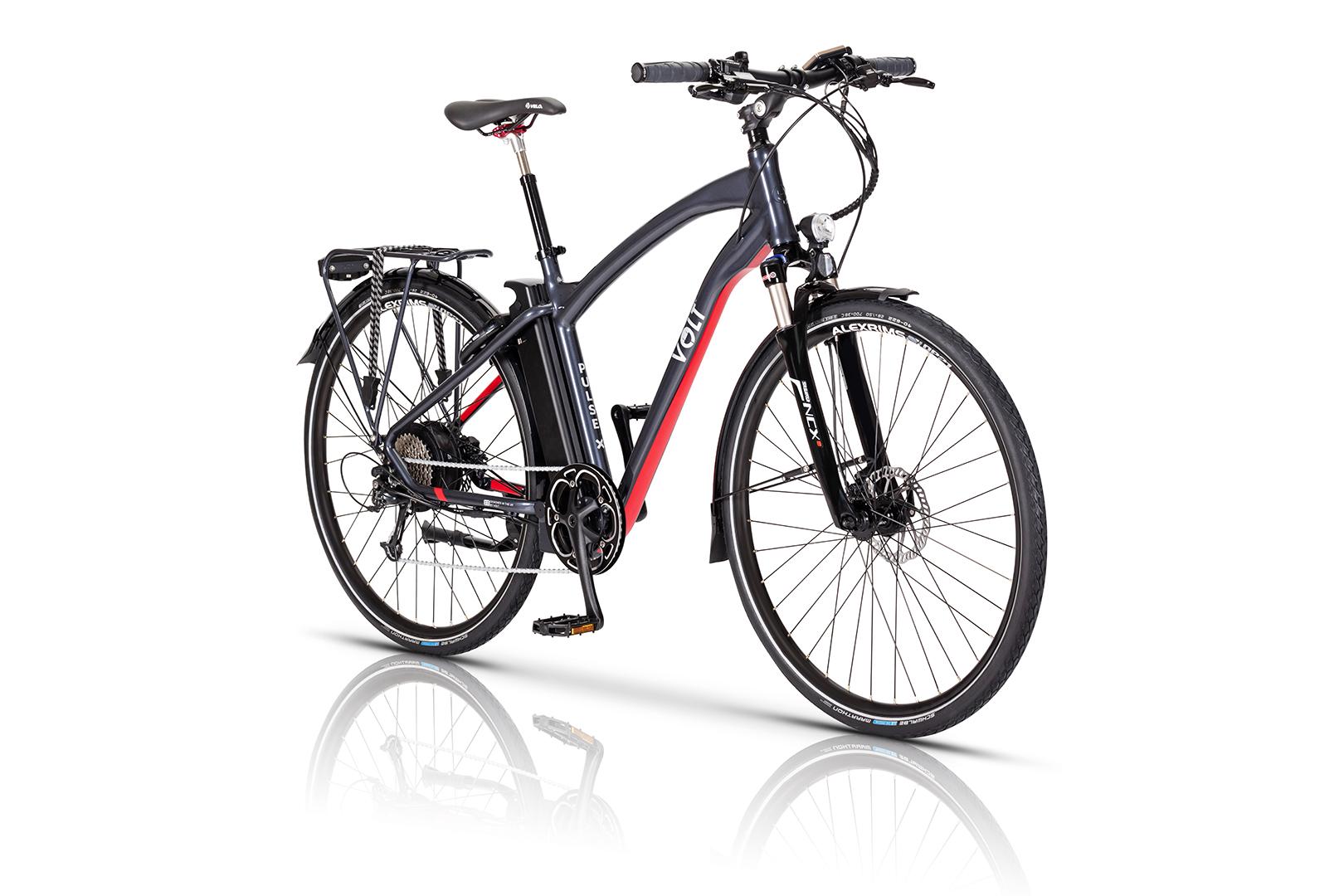Volt Pulse X Hybrid Electric Bike Electric Bike Store