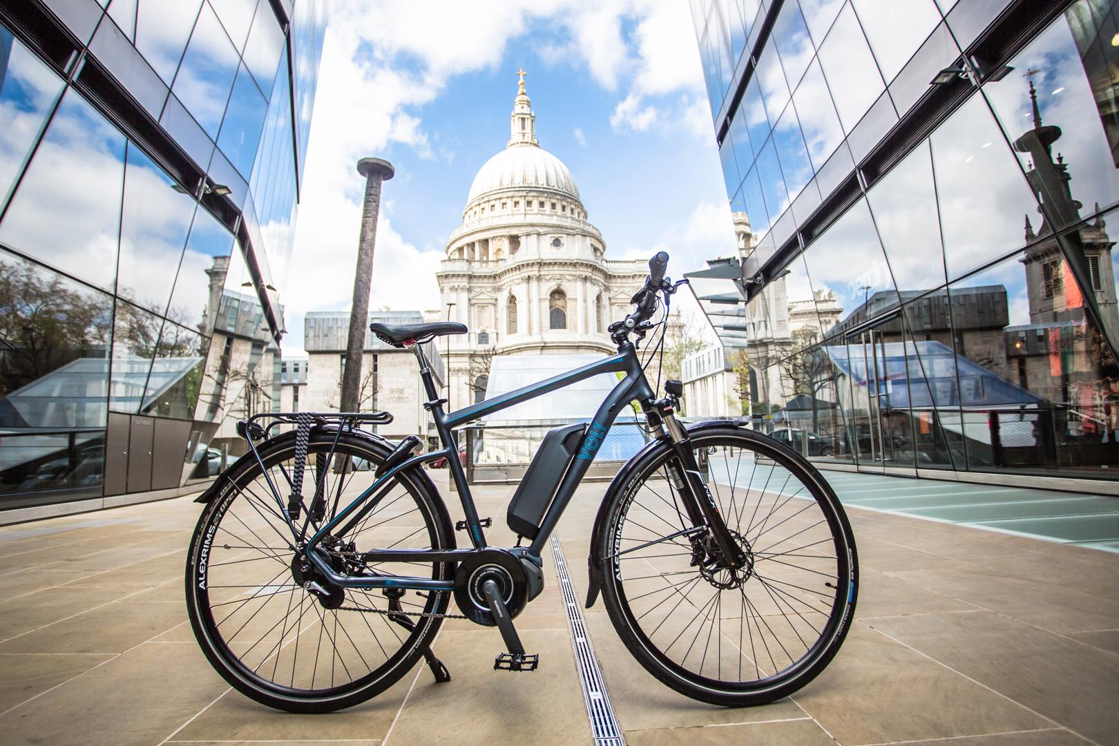 Volt Infinity Shimano Steps E Bike Electric Bike Store
